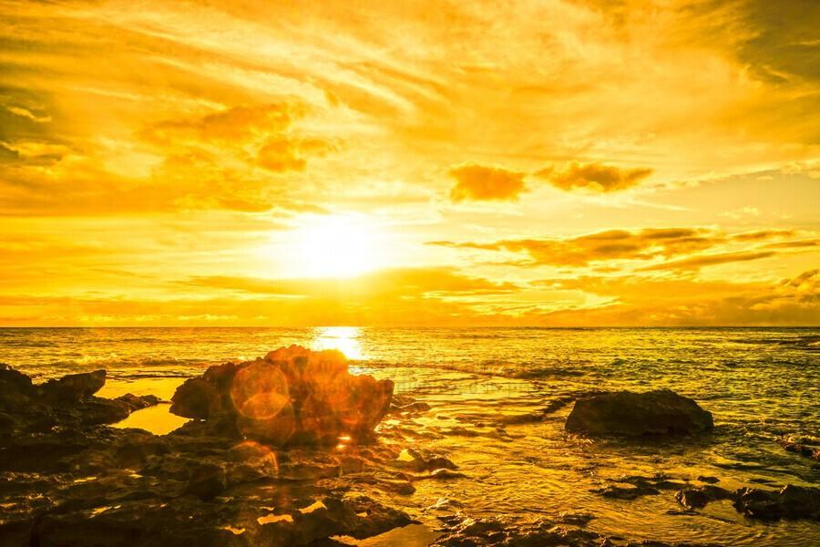Majestic Sunset  Print