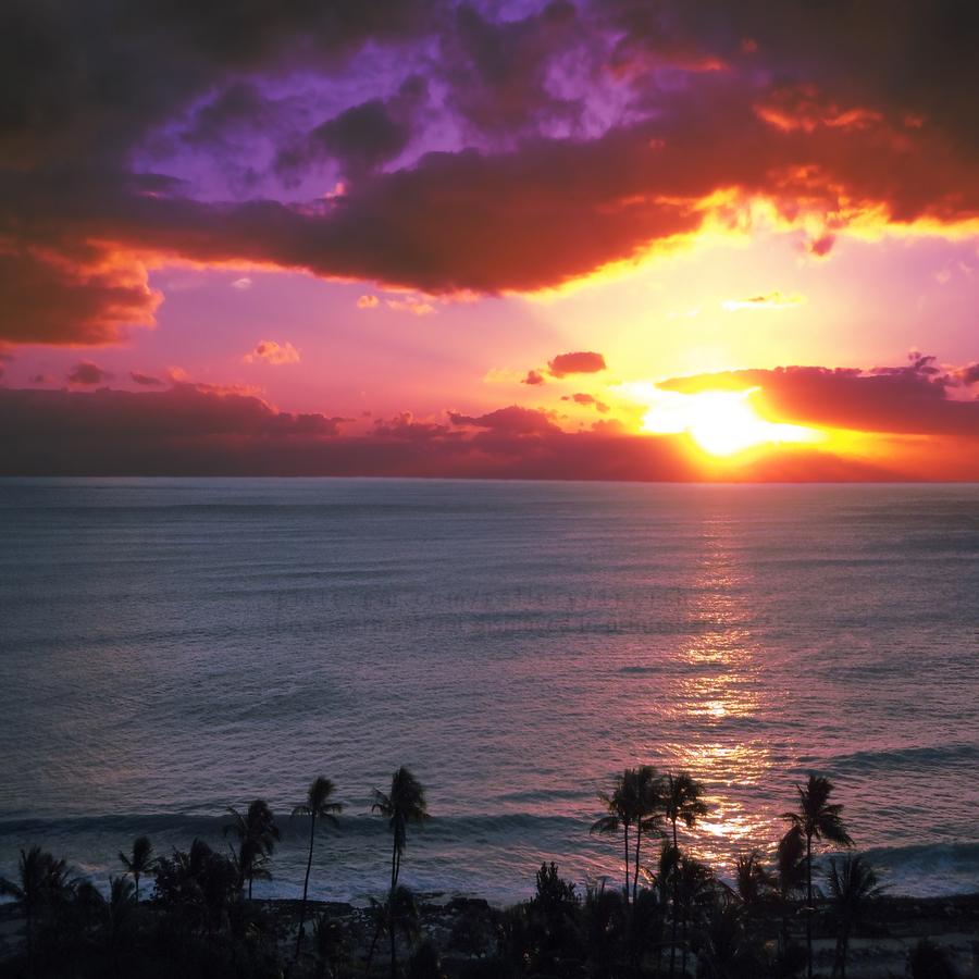Serenity - Perfect Bliss - Sunset  Print