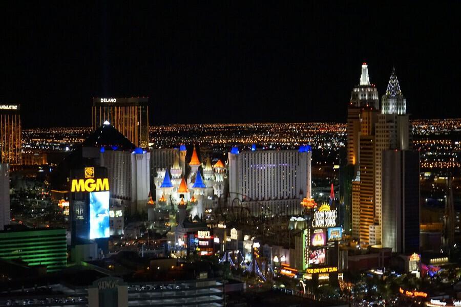 Viva Las Vegas  Print