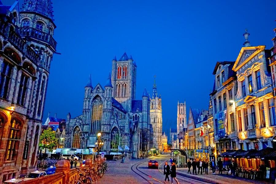 Beautiful Belgium 1 of 7  Print