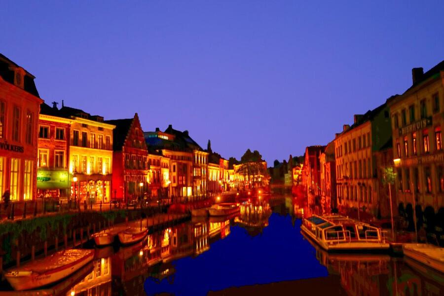 Beautiful Belgium 6 of 7  Print