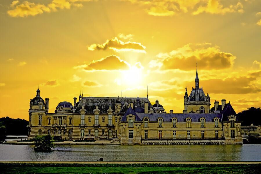 Chateau de Fontainebleau  Print