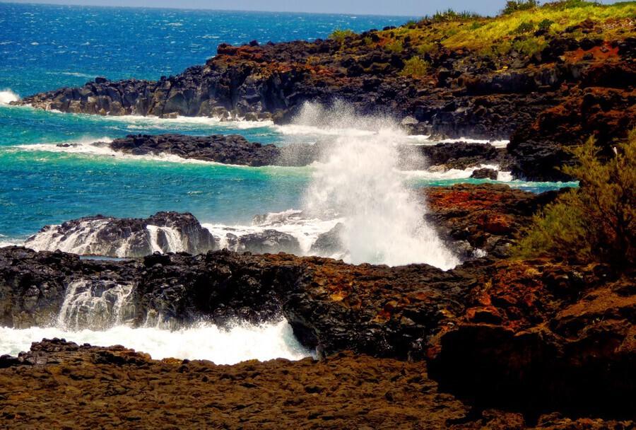 Rugged Kauai  Print