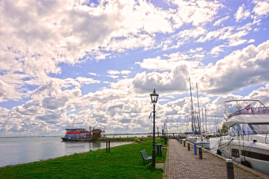 Inland Harbor Netherlands 3 of 5  Print