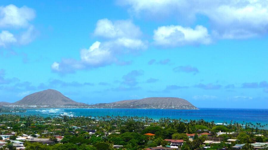 Scenic Hawaii  Print