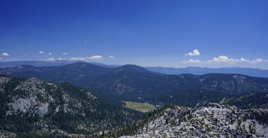 Sierra Nevada in Spring 1 of 8  Print