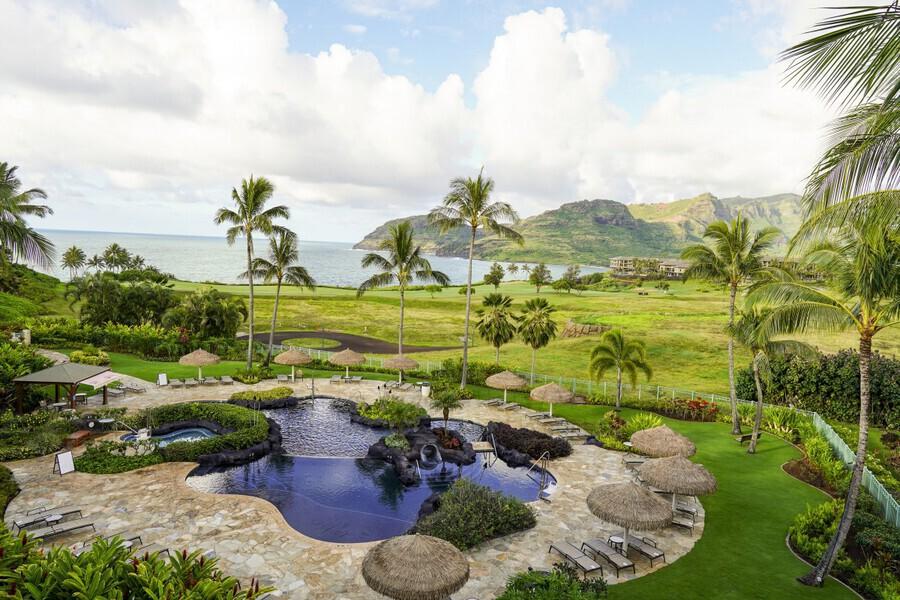 Welcome to Paradise   Kauai Hawaii  Print