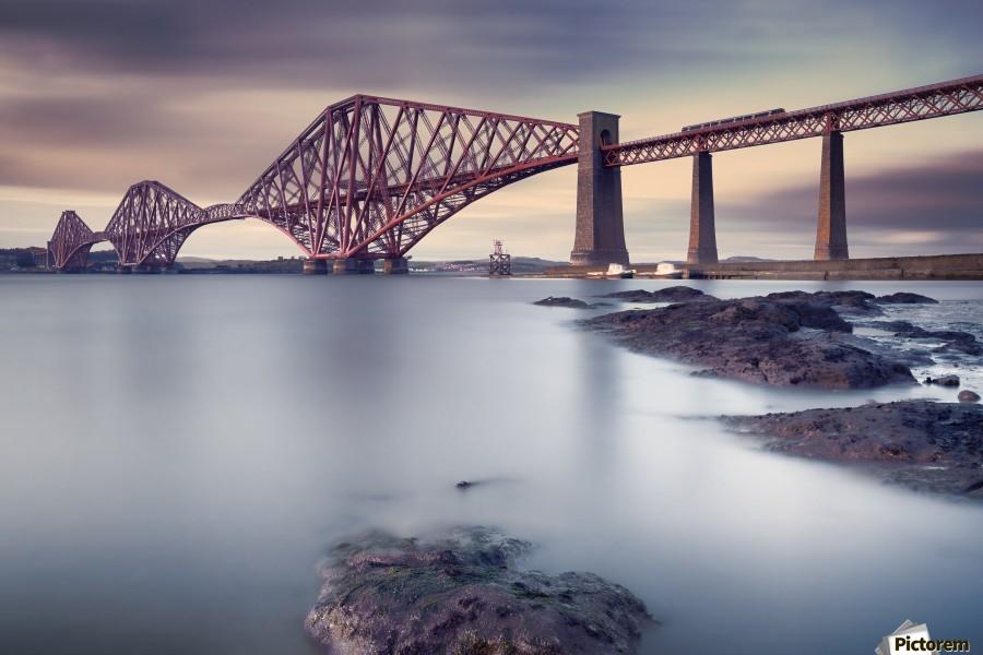 Forth Rail Bridge  Print