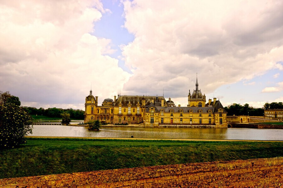 Chateaus of France  Print
