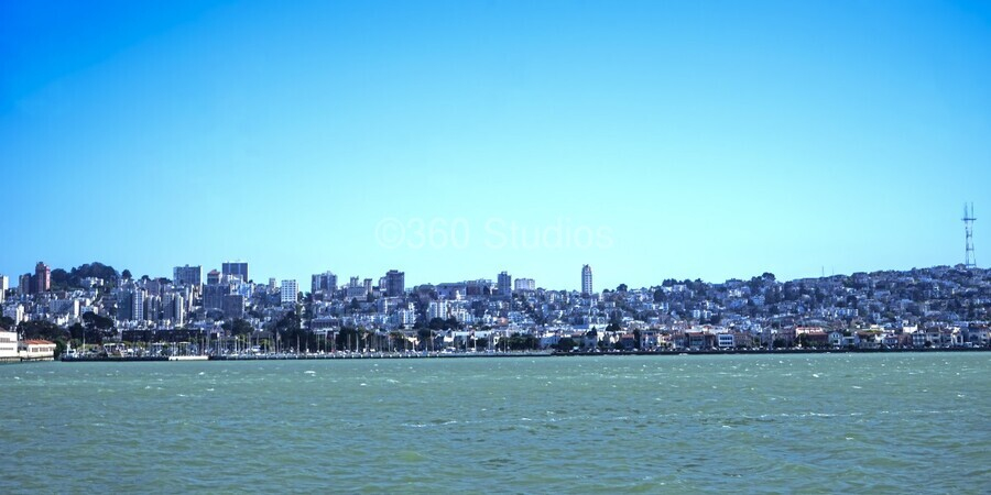 Safe Harbor San Francisco  Print