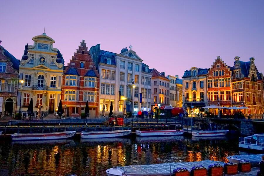 I Dreamed of Belgium  Print