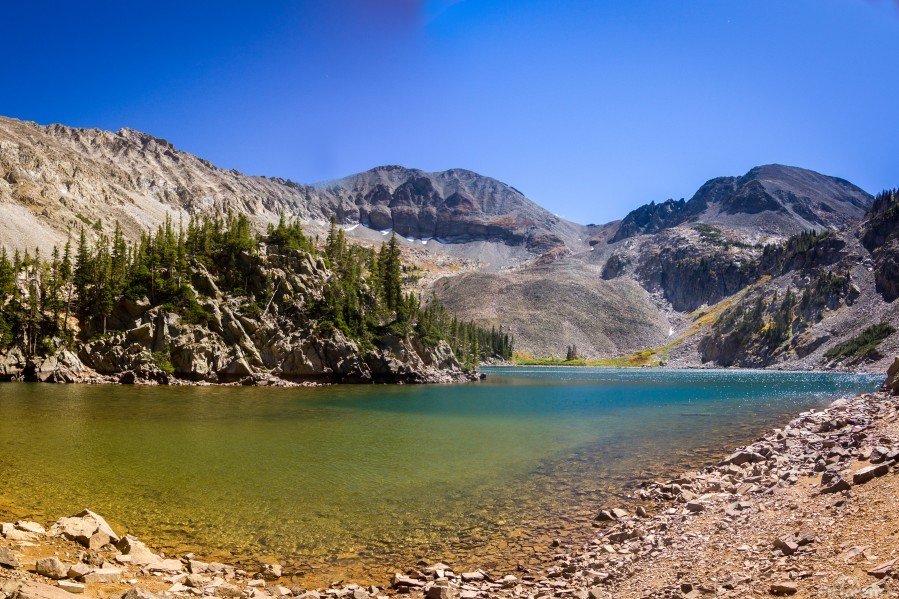 Lake Agnes CO - Glacial Lake   Imprimer