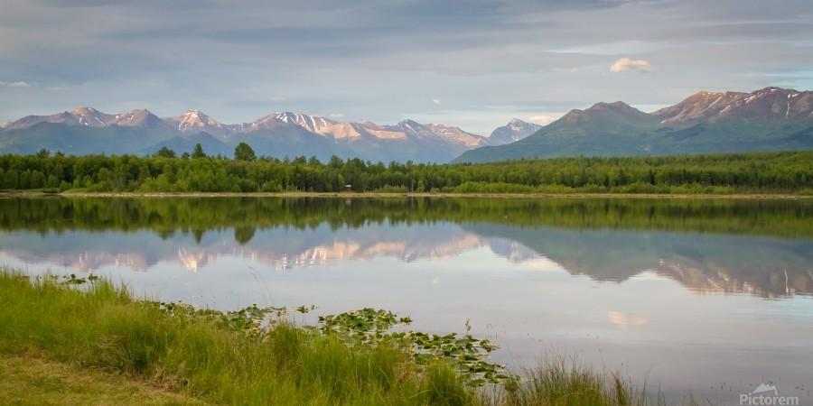 Photos Alaska Mountain  Imprimer