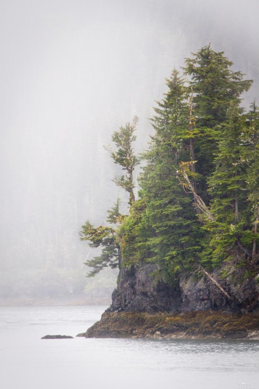 Photos Alaska Mountains  Imprimer