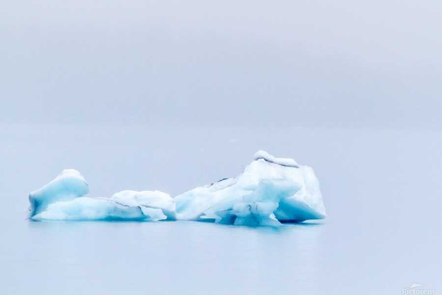 Iceberg Images - Alaska  Imprimer