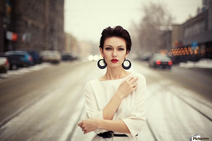 Nastya  Print