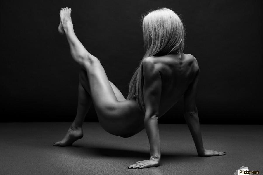 bodyscape  Print