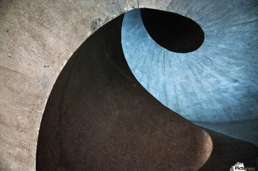 concrete wave  Print