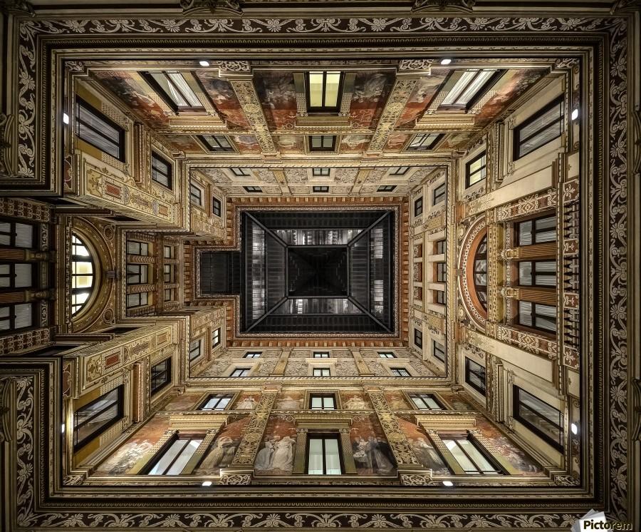 Galleria Sciarra  Print
