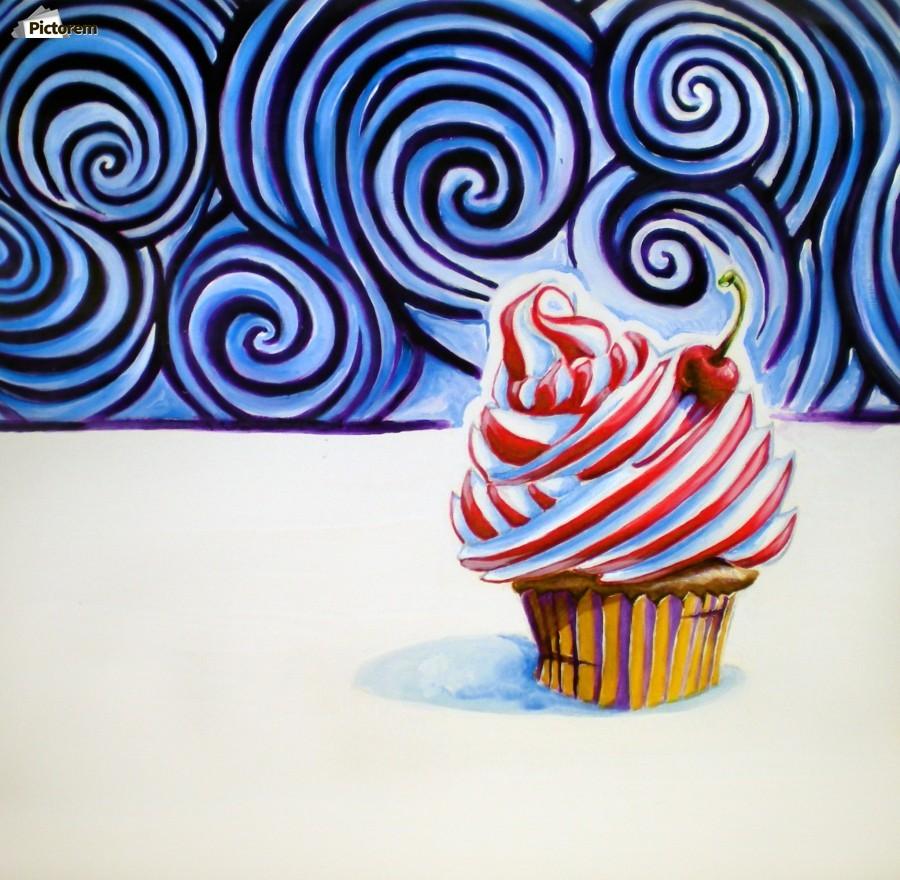 Cupcake  Imprimer