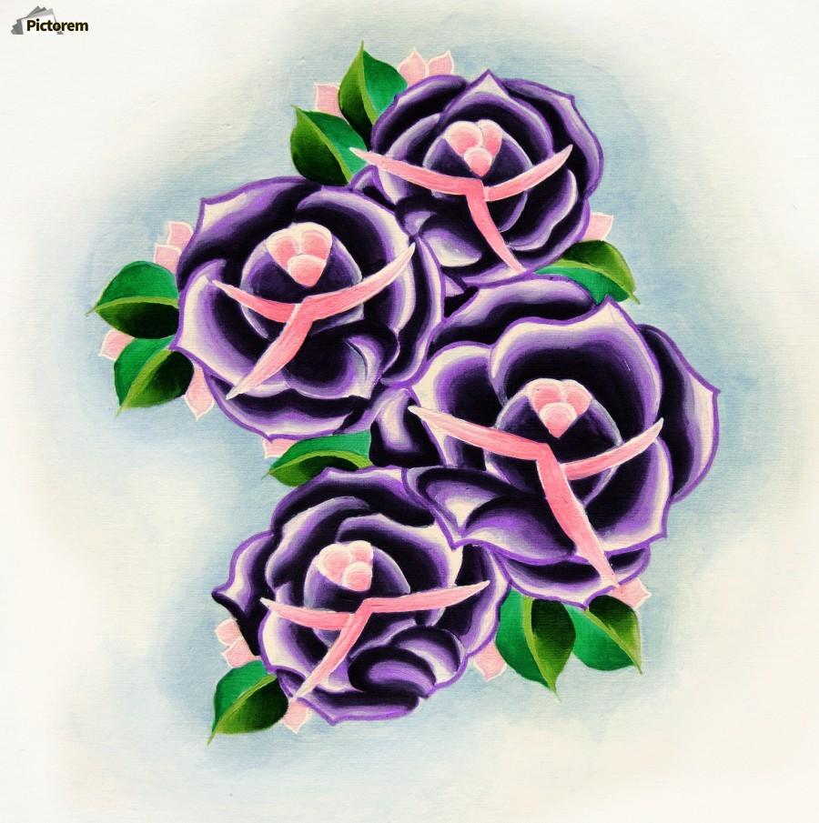 Roses  Imprimer