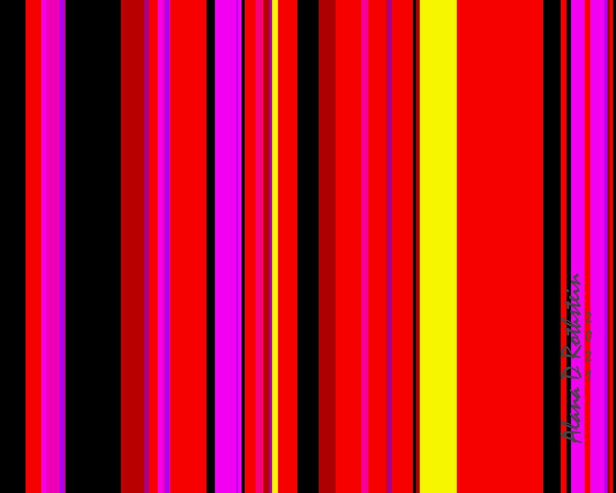 Color Bars 1  Print