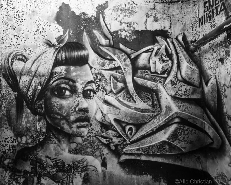 Art Graffiti  Print