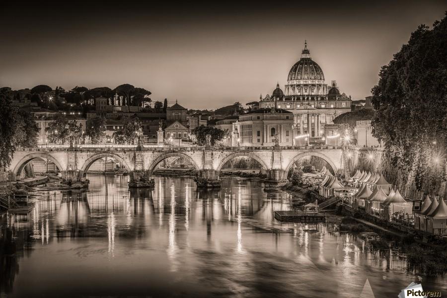 Rome  Print