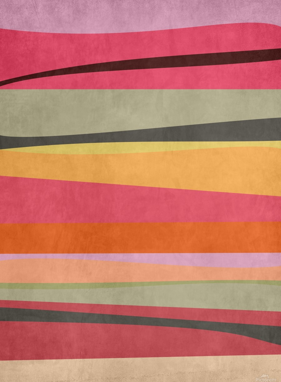 Abstract Composition 776  Print