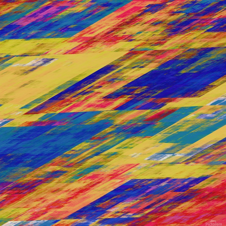 Abstract Composition 232  Print