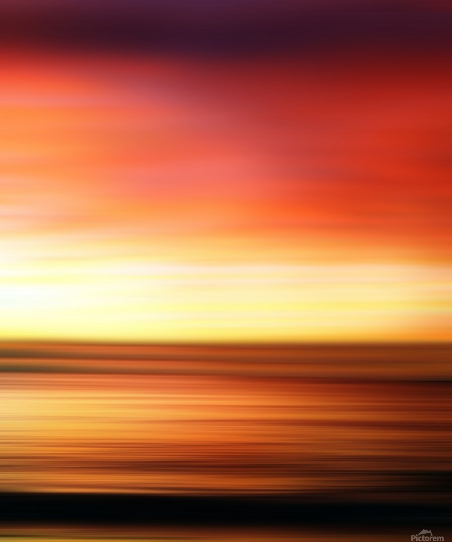 Abstract Landscape 7  Print