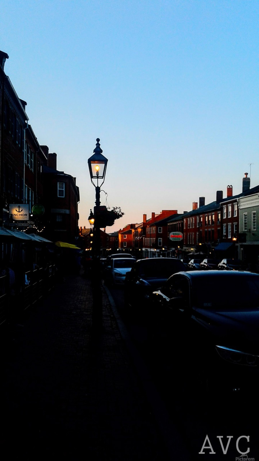 Main Street Newburyport  Print