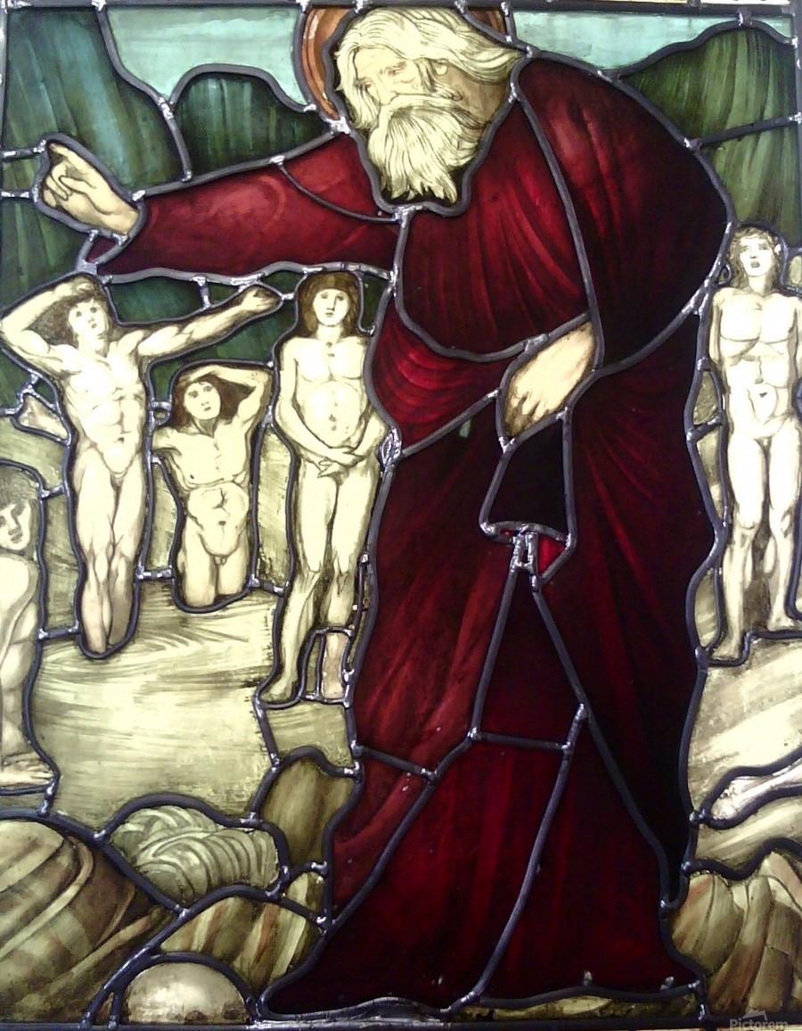 Edward Burne-Jones 8  Print