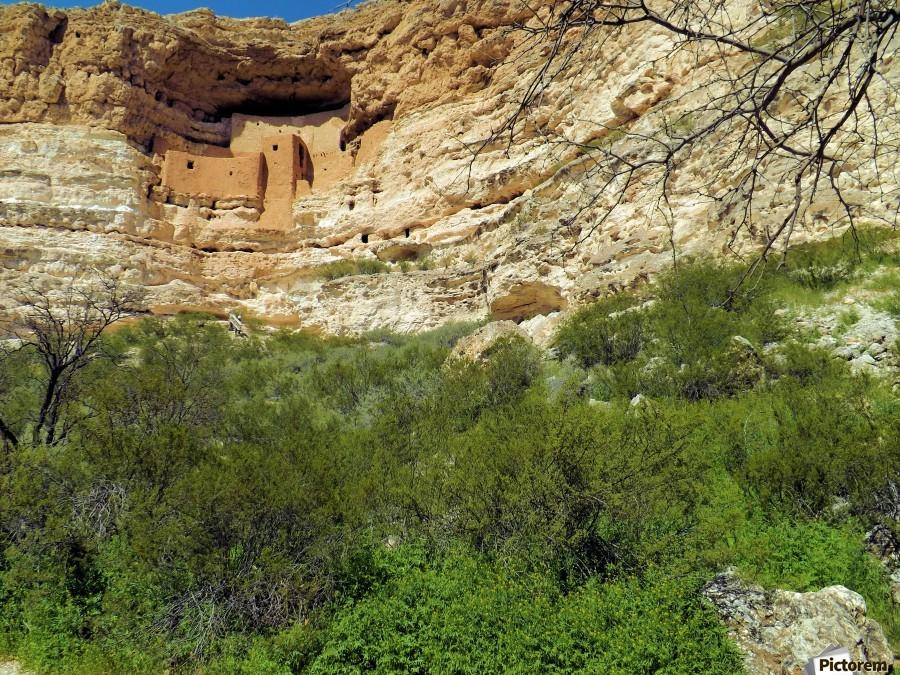Montezuma's Castle-14  Imprimer