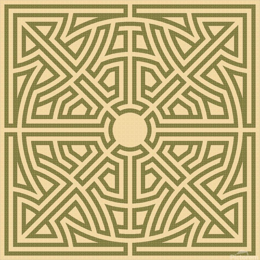 Labyrinth 6002  Print