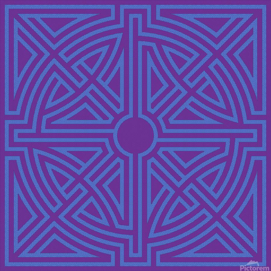 Labyrinth 6003  Print