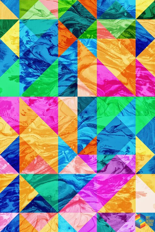 Geometric XXIX  Print