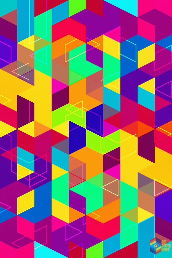 Pattern LXXX  Print