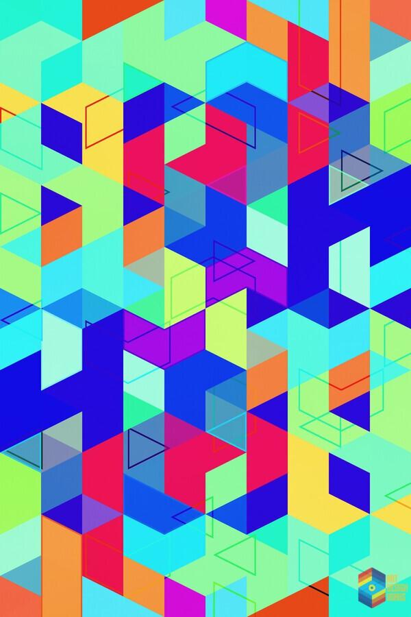 Pattern LXXIX  Print