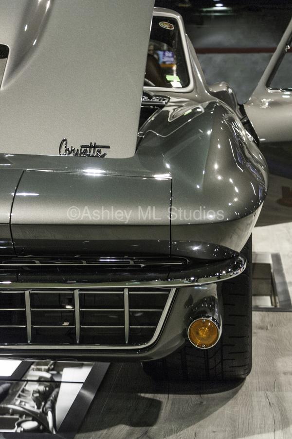 1965 Corvette  Print