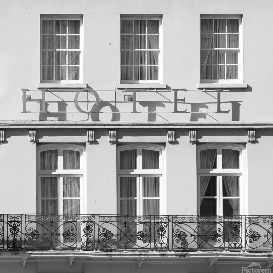 Hotel in Windosr  Print