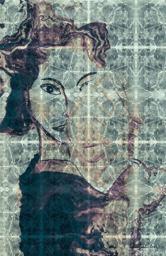 Mystery Dancer  Print