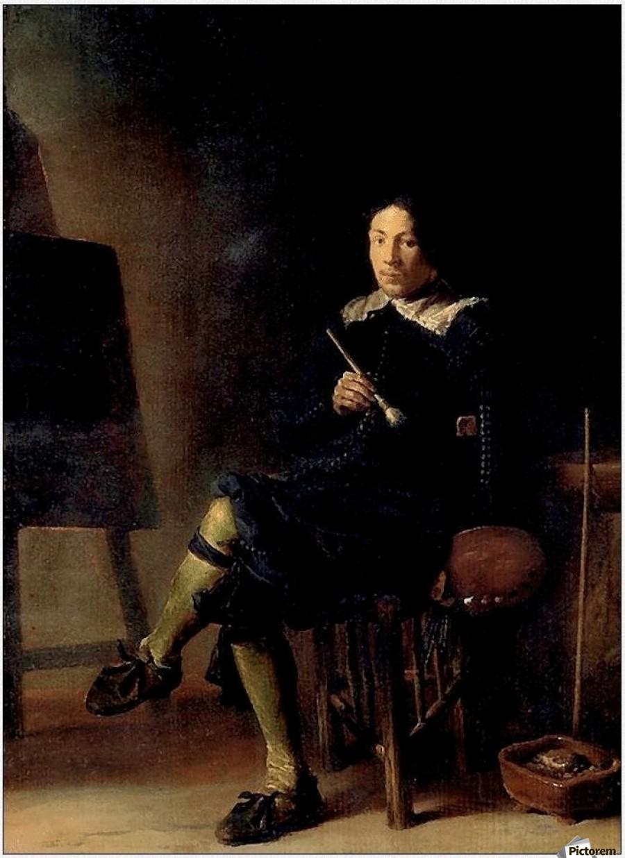 Autoportrait  Print