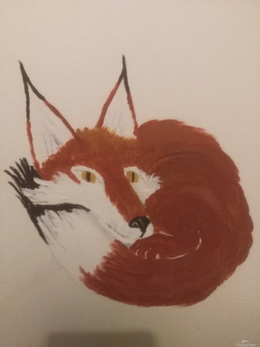 Red Fox  Print
