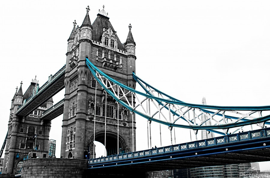 London Tower Bridge  Print