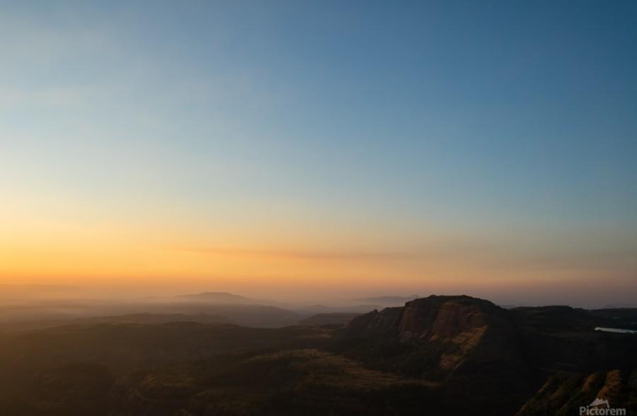 Calming Sunset  Print