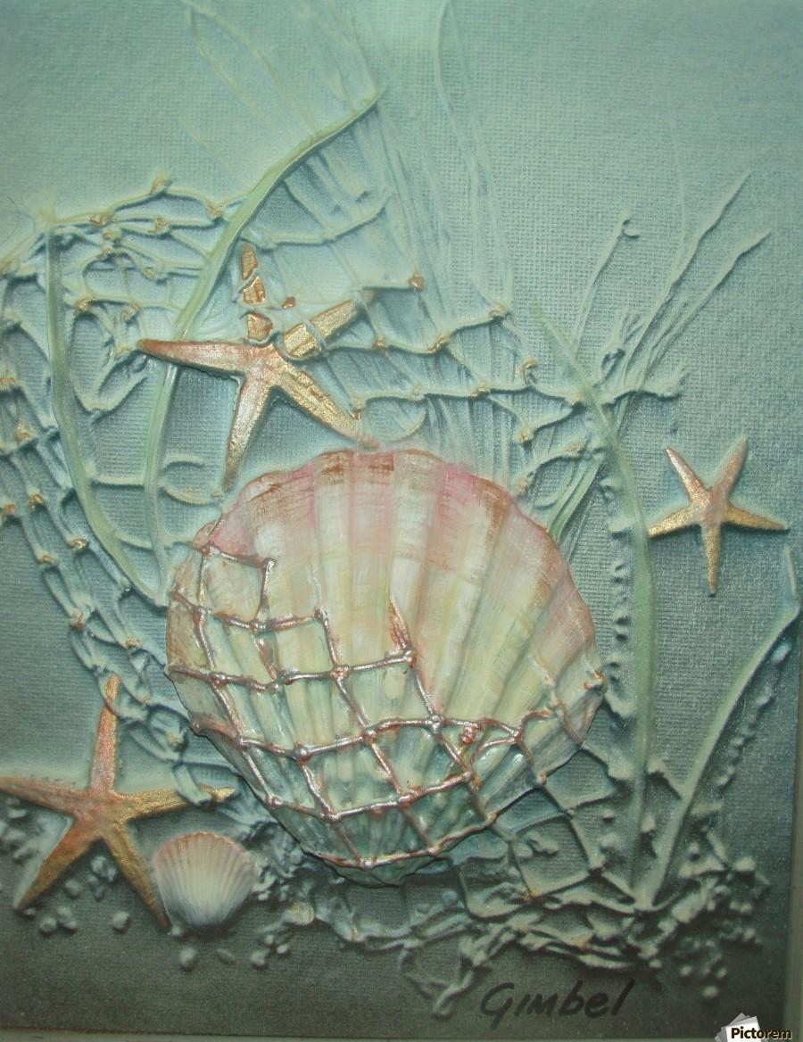 Starfish Image Art  Print