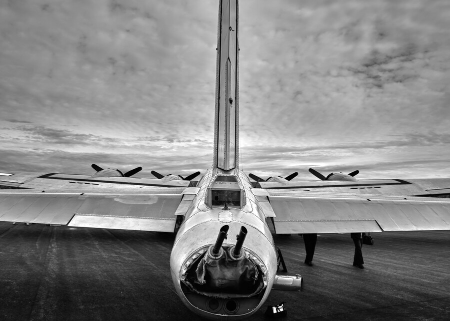 B17 Flying Fortress  Print
