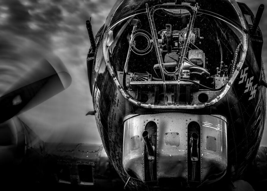 B17 Flying Fortress  Print