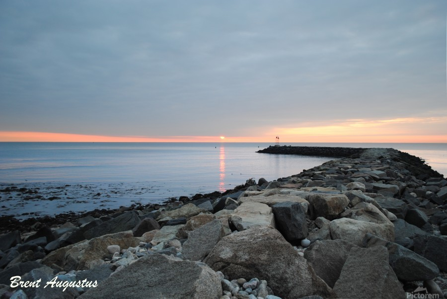 New England Sunrise  Print